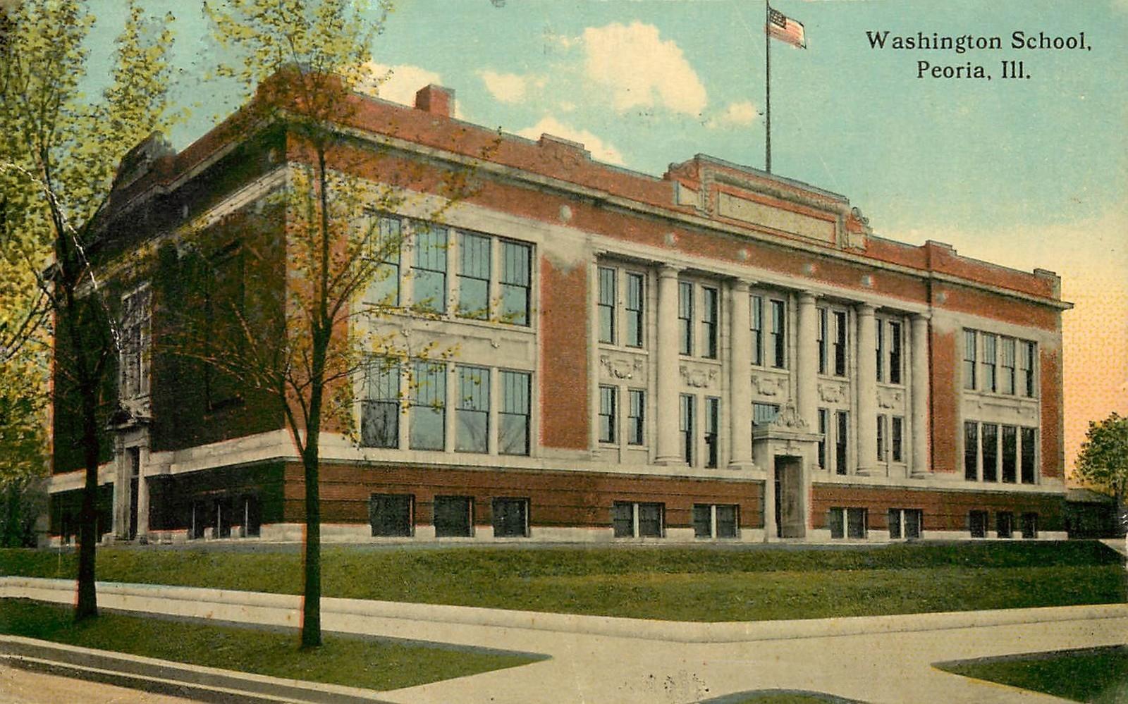 washington-school