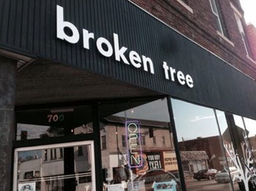 Broken Tree Coffee