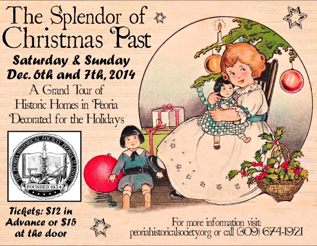 The Splendor of Christmas Past 2014