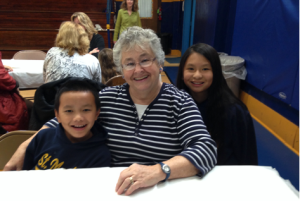 St. Mark - Grandparents Day