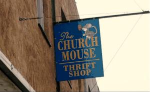 The Church Mouse Thrift Shop